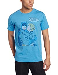 "Junk Food T-shirt - Batman ""Once You Go Bat"" - M"