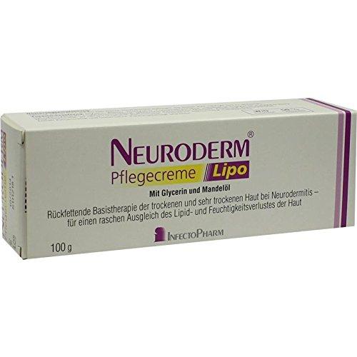Neuroderm Pflegecreme Lip 100 g - Lip-behandlung-creme