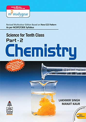 Cbse 10th Chemistry Book