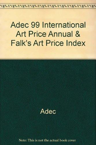ADEC 1999 : annuaire des côtes par Art price annual
