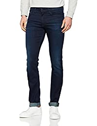 Calvin Klein Jeans Slim Straight-True Dark Blue, Jeans Homme
