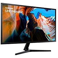 Samsung LU32J590UQUXEN 32-Inch 4K Ultra HD 3840 x 2160 LED Monitor - 2xHDMI, Displayport