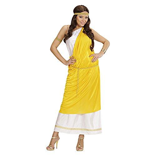 WIDMANN Donna Romana Tunica Con Toga Cintura Fascia Per Testa Bracciale Costumi 814
