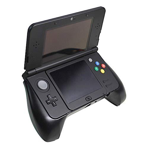 Schutzhülle für Nintendo Switch Diadia (mit Handgriff, aus Kunststoff, für Nintendo 3DS) Schwarz
