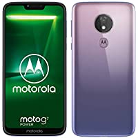 motorola moto g7 Power 6.2-Inch Android 9.0 Pie UK Sim-Free Smartphone with 4GB RAM and 64GB Storage (Single Sim) – Violet