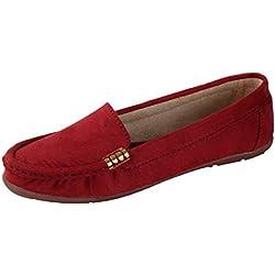 CatBird Women Cherry Casual Loafer/Belly Shoes - 36 EU