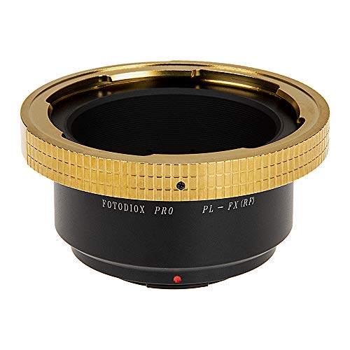 Fotodiox Pro Lens Mount Adapter, Arri PL Lens to Fujifilm X-Series Mirrorless Cameras such as X-Pro1, X-E1, X-M1, and X-A1 - Arri Lens