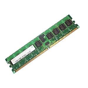Ram Barrette Mémoire HYNIX 1Go DDR2 PC2-5300P Registered ECC HYMP112P72CP8-Y5