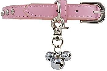 Lot de 2 pendentifs grelots pour collier de chien ou chat