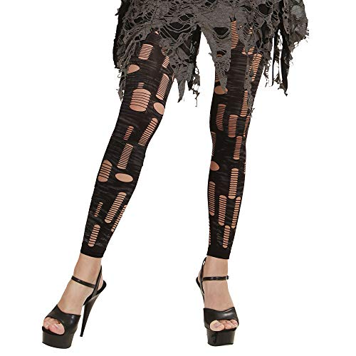 Widmann 01279 Damen-Leggings Zombie, womens, XL
