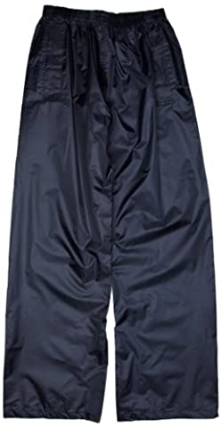Regatta Surpantalon Stormbreak Enfant Navy 5-6