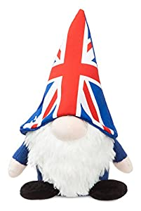 Aurora World 60779 7.5-Inch Union Jack gnomlin Juguete