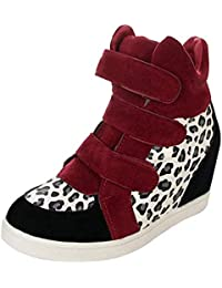 Eur Mujer Para Zapatos 50 es 20 Cuña Botas Oculta Amazon wxTqXFfOn