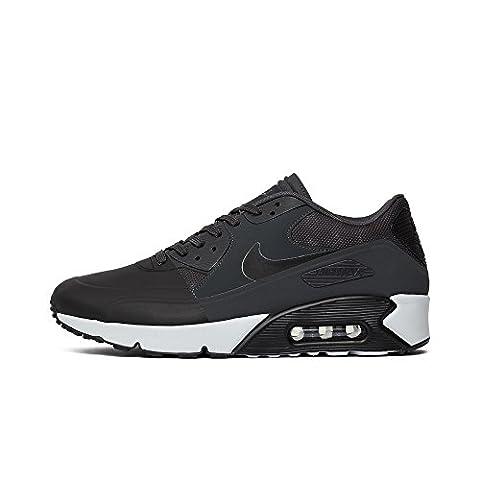 Nike - Air Max 90 Ultra 20 SE Anthracite - 876005003 - Couleur: Blanc-Noir - Pointure: 46.0