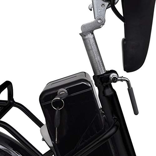 vidaXL Klappbares Elektro-Fahrrad Bild 3*
