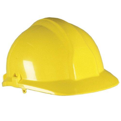 Bauhelm Norm: EN 397, gelb, Schutzhelm