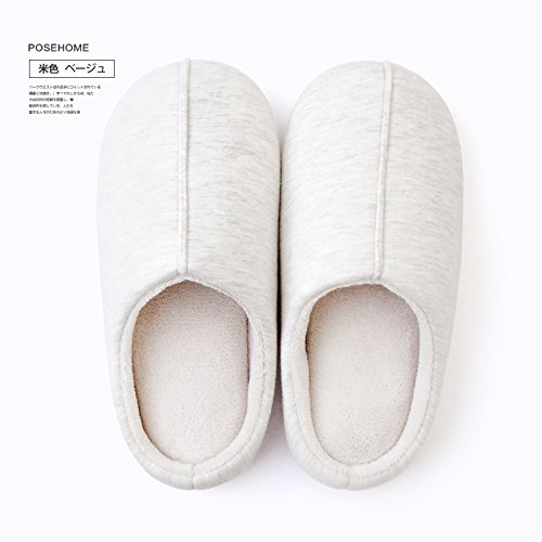 Fankou Home non - slip caldo cotone pantofole donna autunno e inverno piscina giovane colore puro pavimento in legno pantofole inverno maschio Kinder schwarz