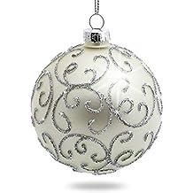 Christbaumkugeln Silber Matt.Suchergebnis Auf Amazon De Fur Weihnachtskugeln Silber Glas