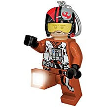 LEGO LED – lg0ke95 – Star Wars – Llavero LED PoE Dameron