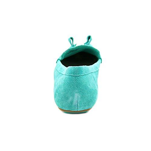 Isaac Mizrahi Alia Daim Mocassin Medium green