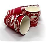 THE PACK PAPER TEA& COFFEE CUPS 7OZ 50P