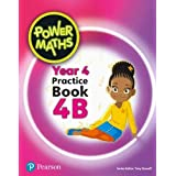 Power Maths Year 4 Pupil Practice Book 4B (Power Maths Print)