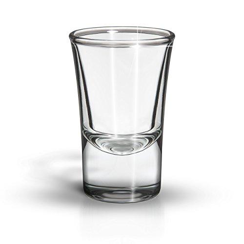 SIXBY Schnapsgläser 2cl Tequila Shot (12 Stück)
