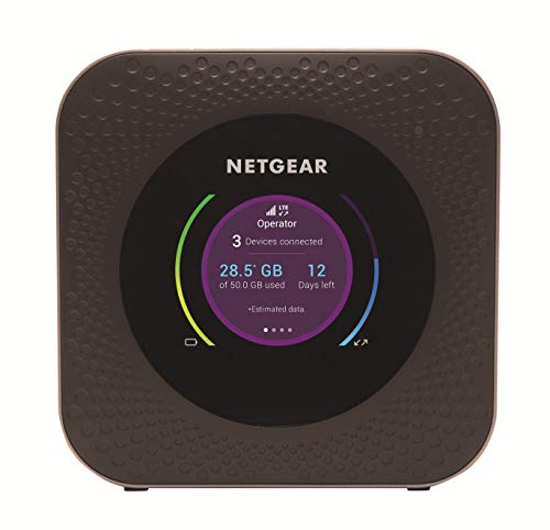Routeur mobile 4G Hotspot NETGEAR MR1100-100EUS