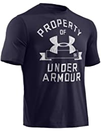 Under armour eu property of t-shirt pour homme