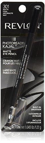 Revlon PhotoReady Kajal Matte Eye Pencil Coal