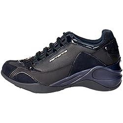 Fornarina PIFSE6432WVA1100 Sneakers Donna Pelle Sintetico Blu Blu 39