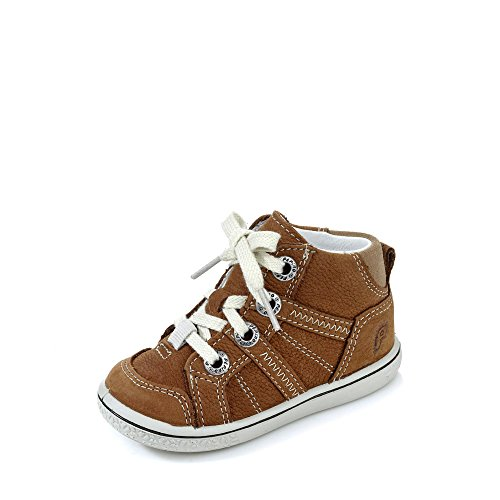 Ricosta Danny Unisex-Kinder Hohe Sneakers Curry