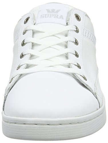 K-Swiss Herren Westlake Low-Top White (White White)