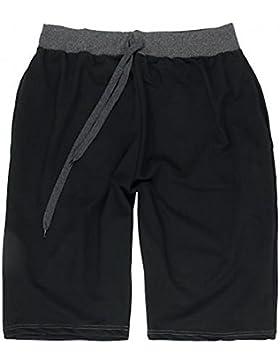 LV 2019 Schwarz Übergröße Lavecchia Bermuda/Shorts Gr. 3-8 XL