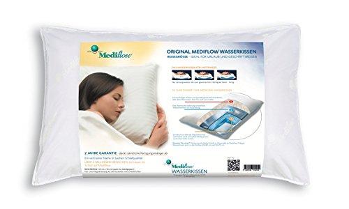 Mediflow 1041 Original Wasserkissen in Reisegröße für Unterwegs