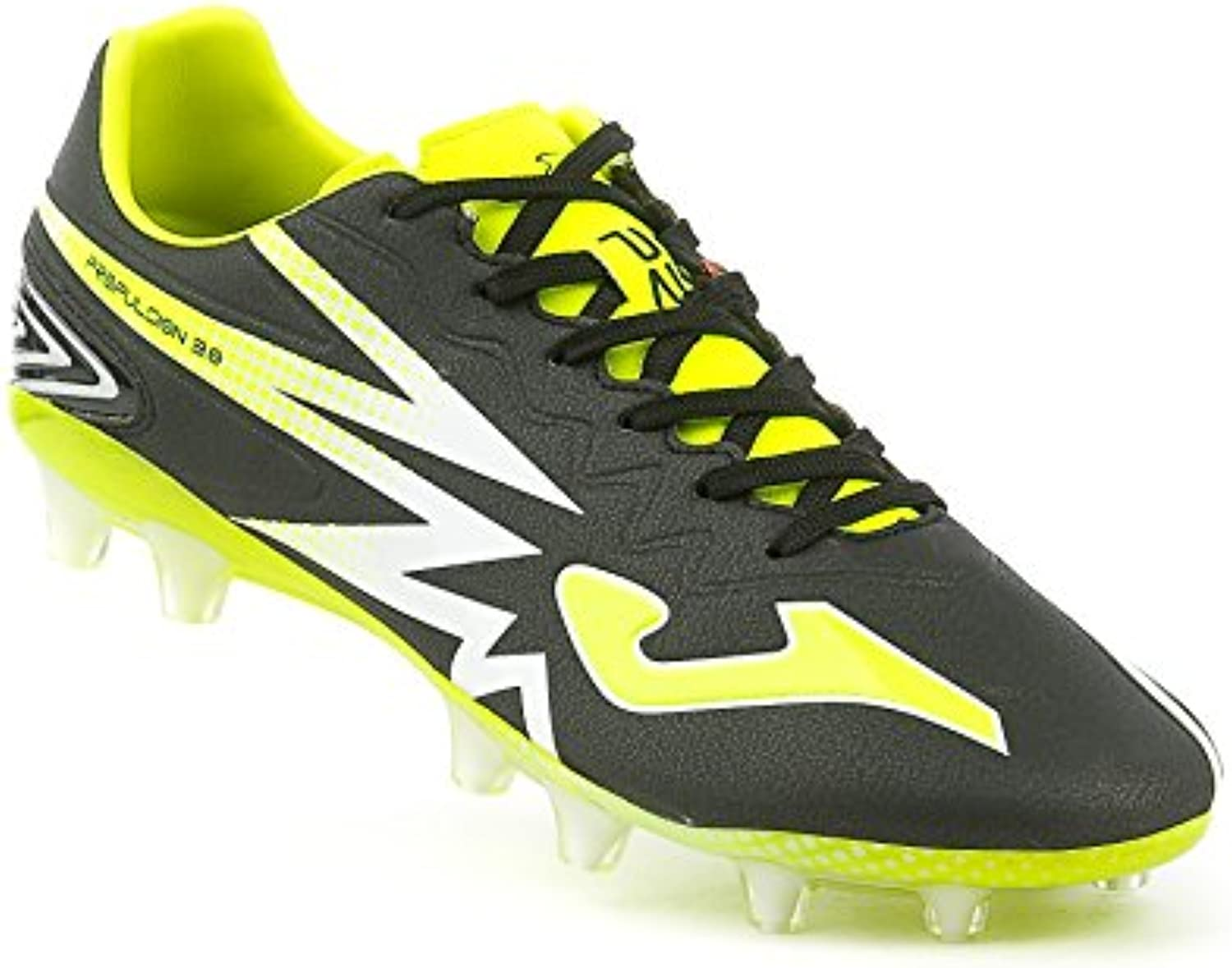 Propulsion 3.0 601 FG Football Boots   Black/Yellow   size 9