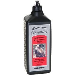 Atrayente Pherotar para jabalíes de aceite de alquitrán de haya con análogos de feromonas - Cebo atrayente de 1 litro de gran calidad