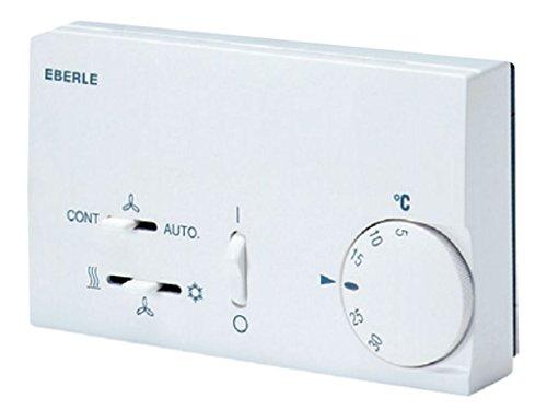 Eberle; KLR-E 7007 (Más opciones clic: aquí); Termostato para bomba de calor, bimetal