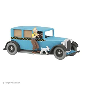 Tim und Struppi Tintin Figur American Taxi Checker, ca. 10cm