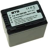 Batería VW-VBK360 para Panasonic HDC-TM80, TM90 / HC-V700, V700M, V707, V707M