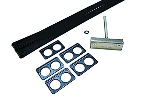Lippert Components 1346281 Double Flexguard RV Slide-Out Kit by Lippert Components
