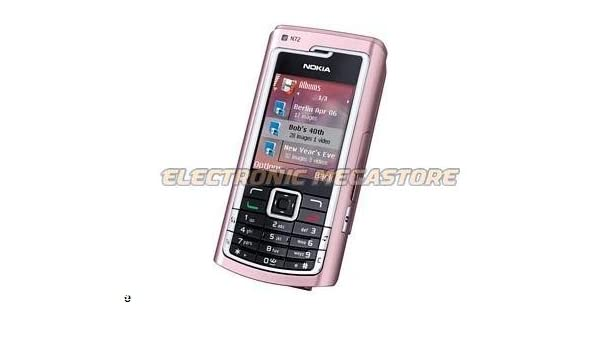 Nokia N72 SIM Free Mobile Phone (Pink colour) with Handsfree