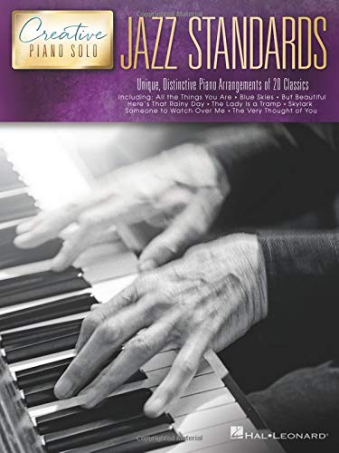 Jazz Standards - Creative Piano Solo (Hal Leonard Jazz Piano)
