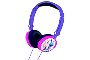 Doctora Juguetes Doctora Juguetes-HP010DM Auriculares Estéreo, Diadema Ajustable y Plegable (Lexibook HP010DM