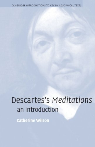 an introduction to the meditation literature by descartes Find great deals on ebay for descartes meditations shop with confidence.