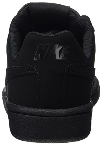 Nike Court Royale (Gs), Sneakers basses garçon Noir (Black/black)