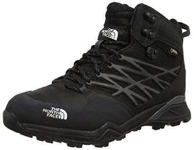 The North FaceHedgehog Hike Mid Gore-Tex - Scarpe Primi Passi uomo, Nero (Black (TNF Black/TNF Black)), 39