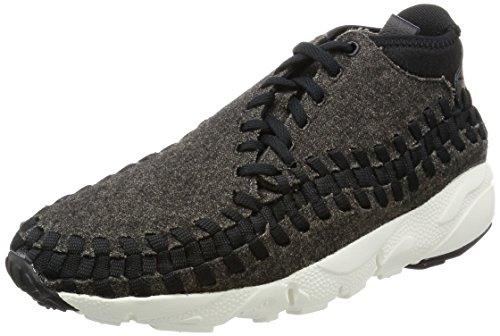 Nike 857874-001, Sneakers trail-running homme Noir