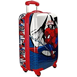 2161761 Maleta trolley rigida ABS equipaje de mano SPIDERMAN 55 x 33 x 20 cm