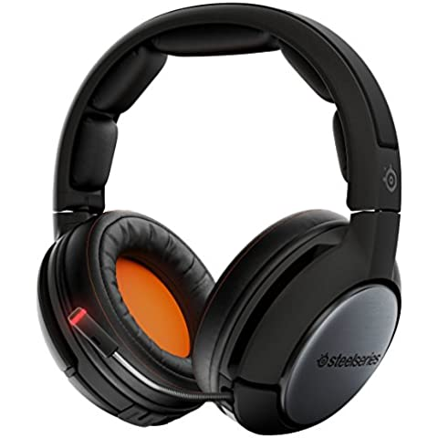 SteelSeries Siberia 840 - Auriculares Gaming, color negro